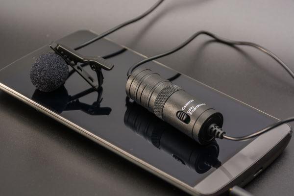 Microfoon lavelier