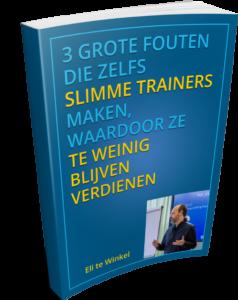 3 grote fouten die zelfs slimme trainers maken waardoor ze te weinig blijven verdienen